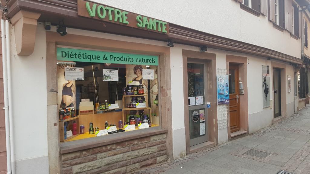 Votre sant produits di t tiques et naturels 2 rue for Garage obernai automobile
