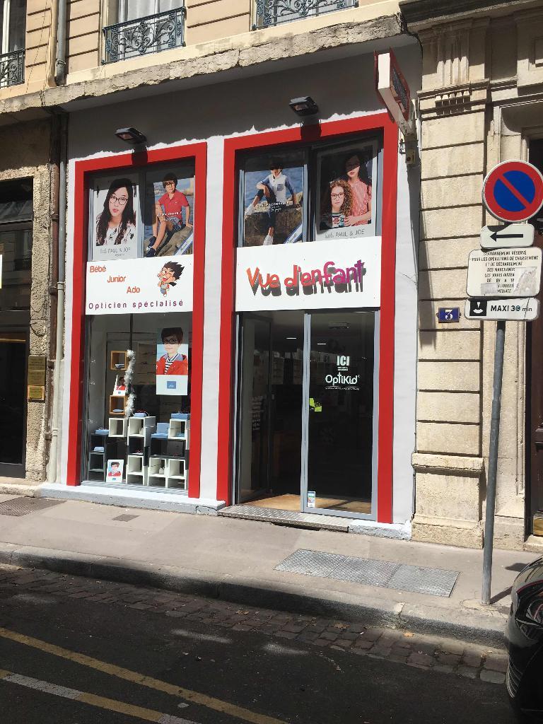 e88b00ee4b4219 Vue d enfant - Opticien, 3 rue Bossuet 69006 Lyon - Adresse, Horaire