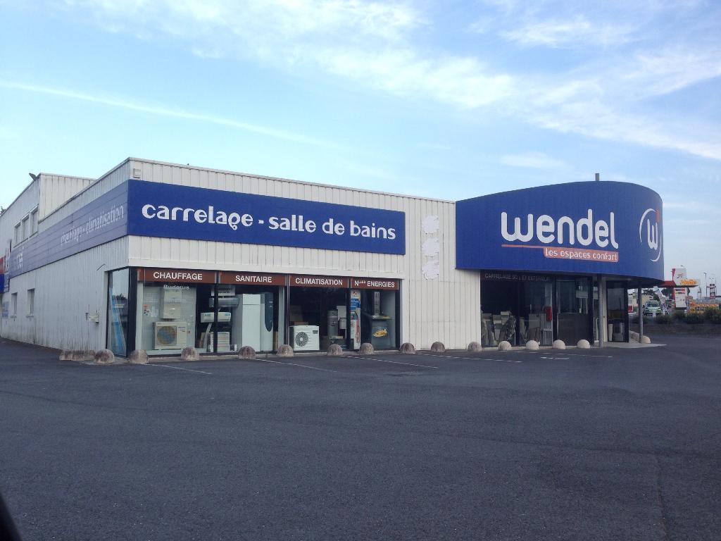 Wendel Langon Vente De Carrelages Et Dallages Zone Industrielle