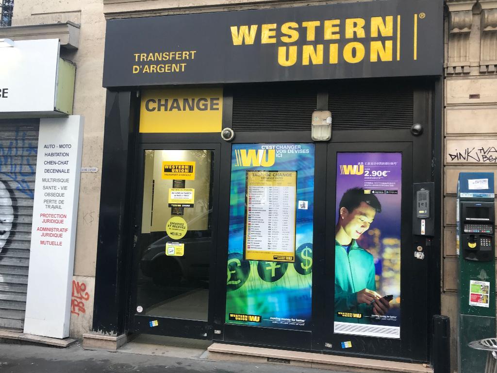 Western Union Paris