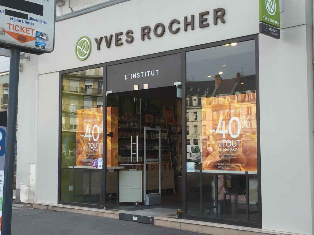 Yves rocher evatom institut de beaut 54 place aristide for Magasin d artisanat cambrai