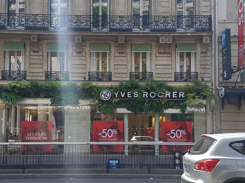 Bureaux Yves Rocher Issy Les Moulineaux : Yves rocher 43 bd haussmann 75009 paris institut de beauté