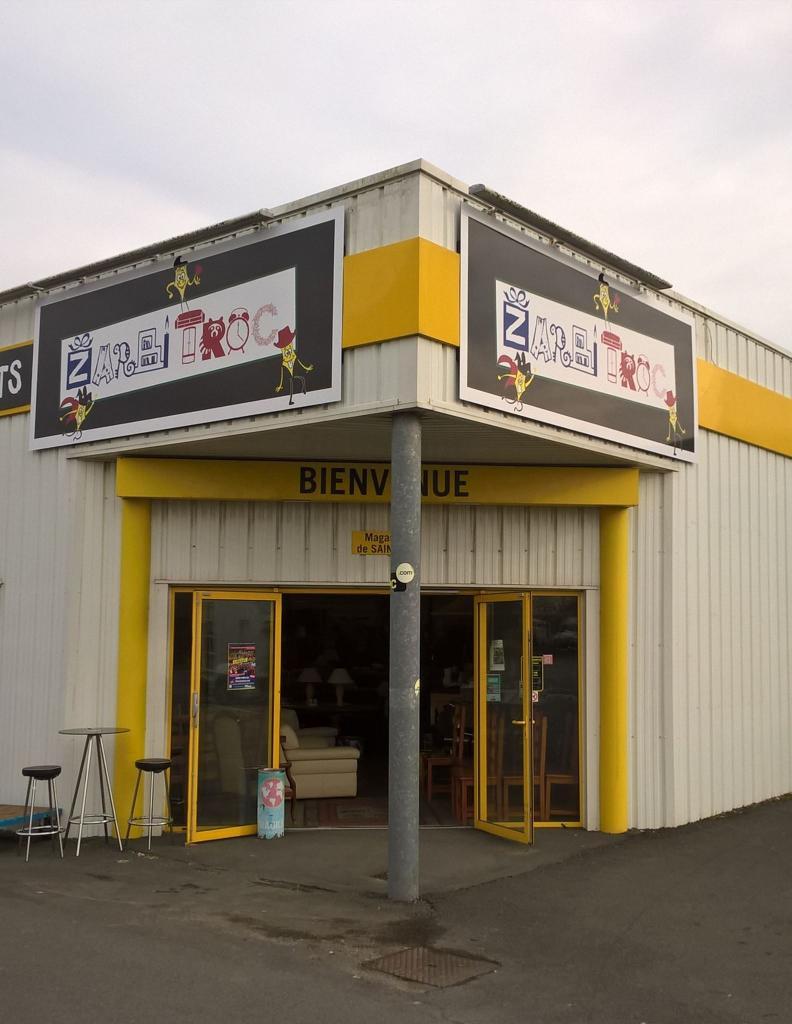 Zabitroc d p t vente de meubles 9 bis rue brandes 17100 for Depot adresse