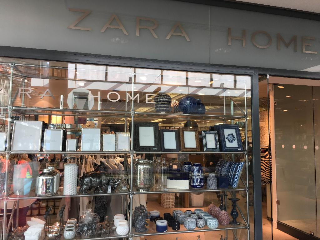 Zara Home 5 R Tony Garnier 92100 Boulogne Billancourt Magasin De