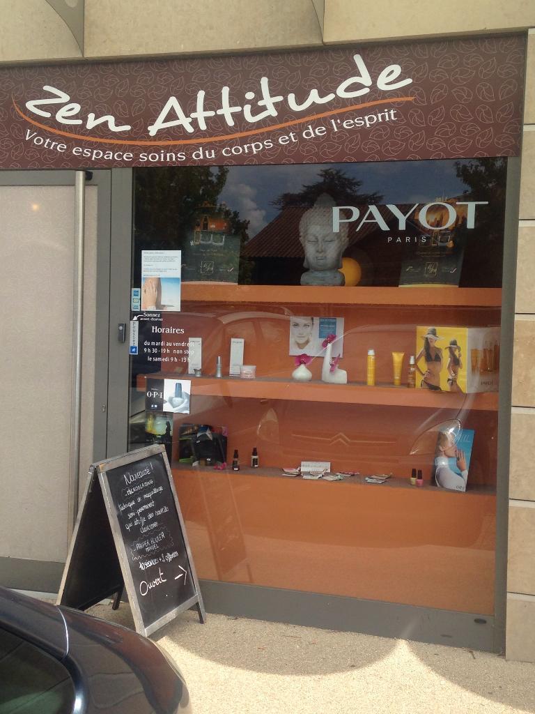 Zen Attitude Genas Institut De Beaute Adresse Horaires Avis