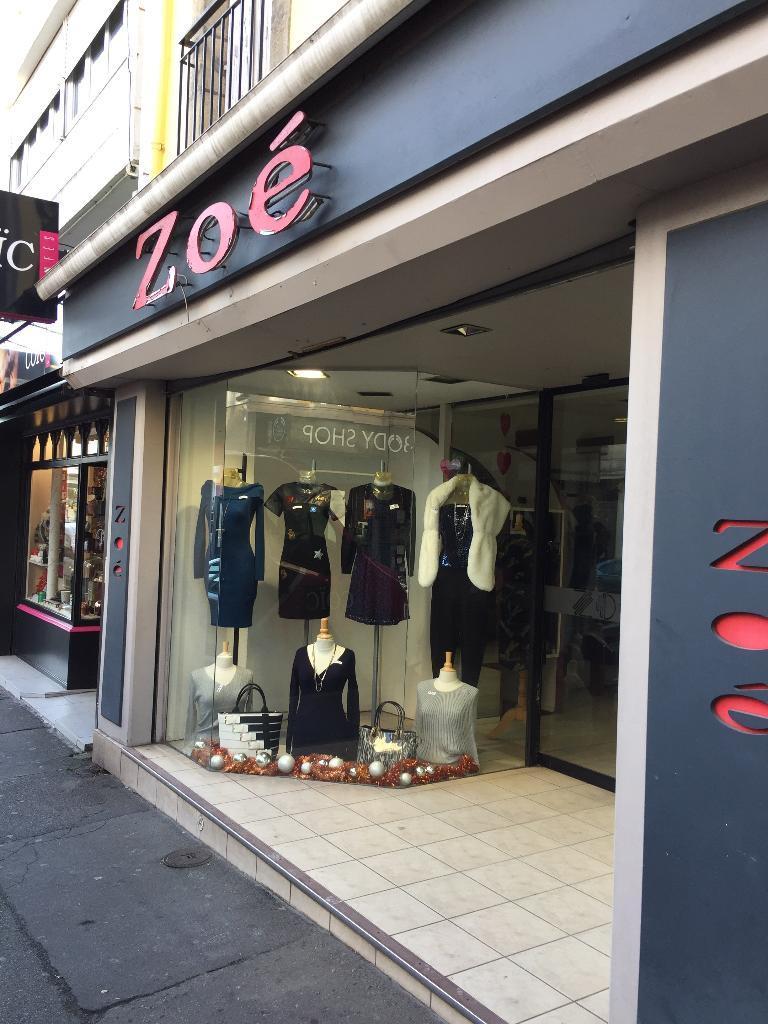 Zoe lorient v tements femme 18 rue de la patrie 56100 lorient adresse horaire - Magasin bebe lorient ...