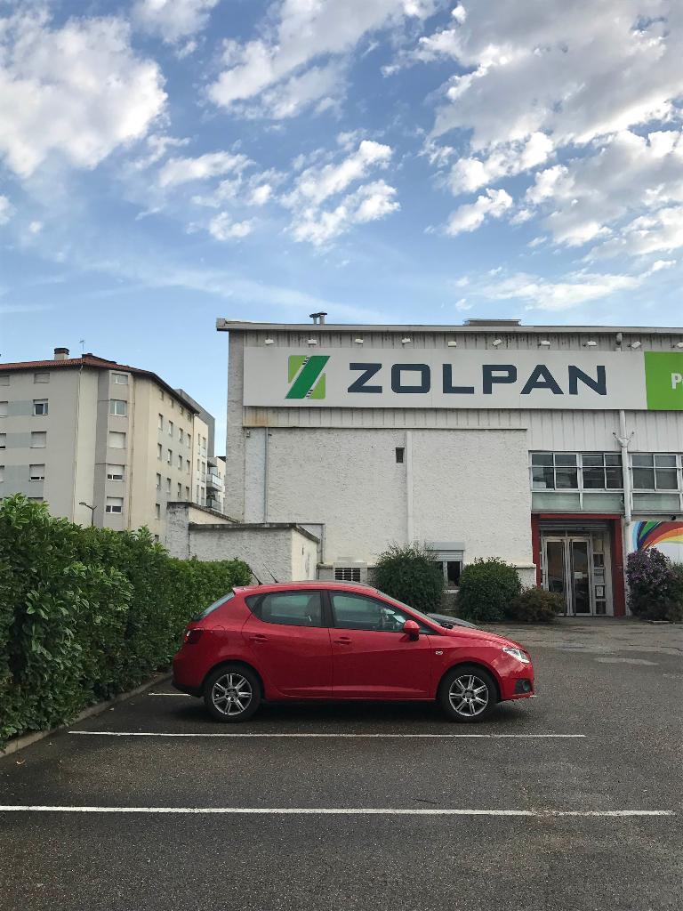 Zolpan Rhone Alpes Auvergne 17 R Gerland 69007 Lyon Papiers